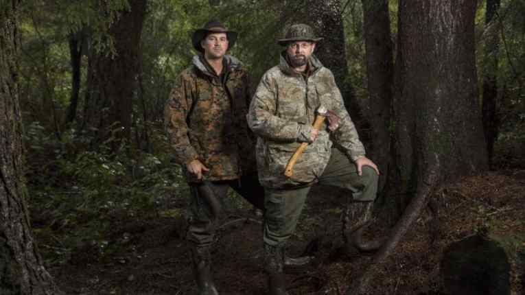 Alone Gear List S4 Brody and Chris Wilkes