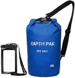 EarthPak Waterproof Dry Bag