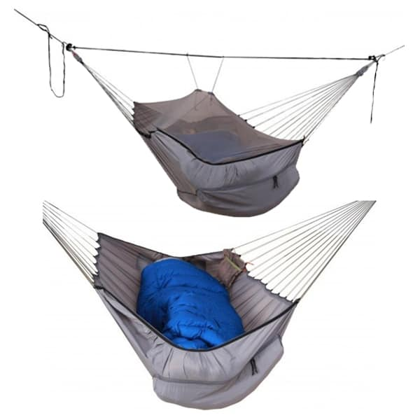 exped ergo hammock with mosquito netting