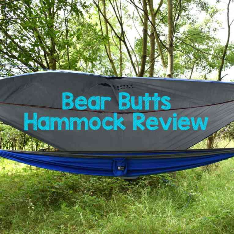 Bear Butts Double Hammock Review image