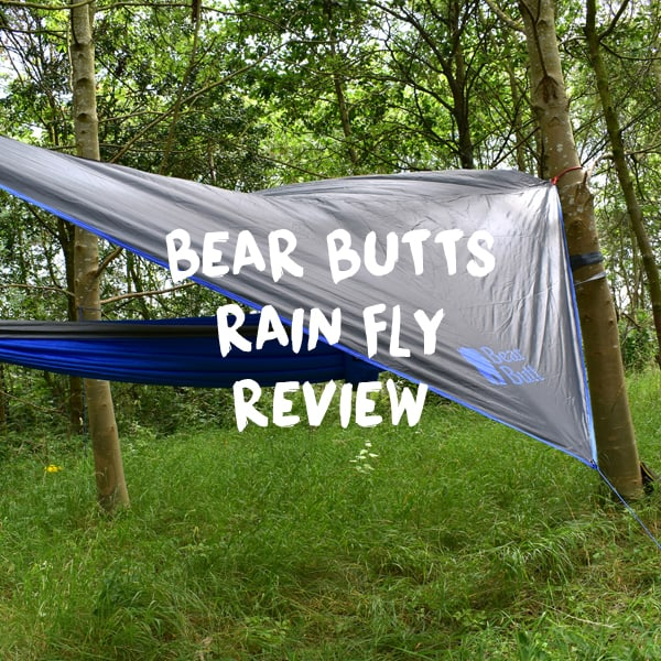 Bear Butts Rain Fly Review – Hammock Tarp for Backpacking