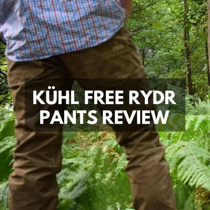 KÜHL FREE RYDR™ PANTS Review
