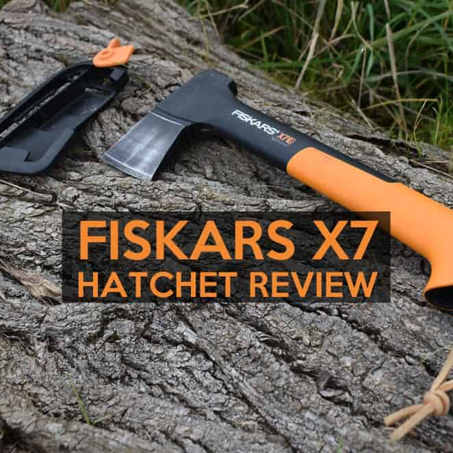 Fiskars X7 Hatchet Review