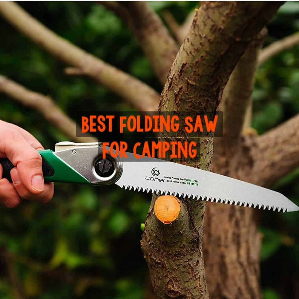 Best Folding Saw For Camping and Backcountry Adventures
