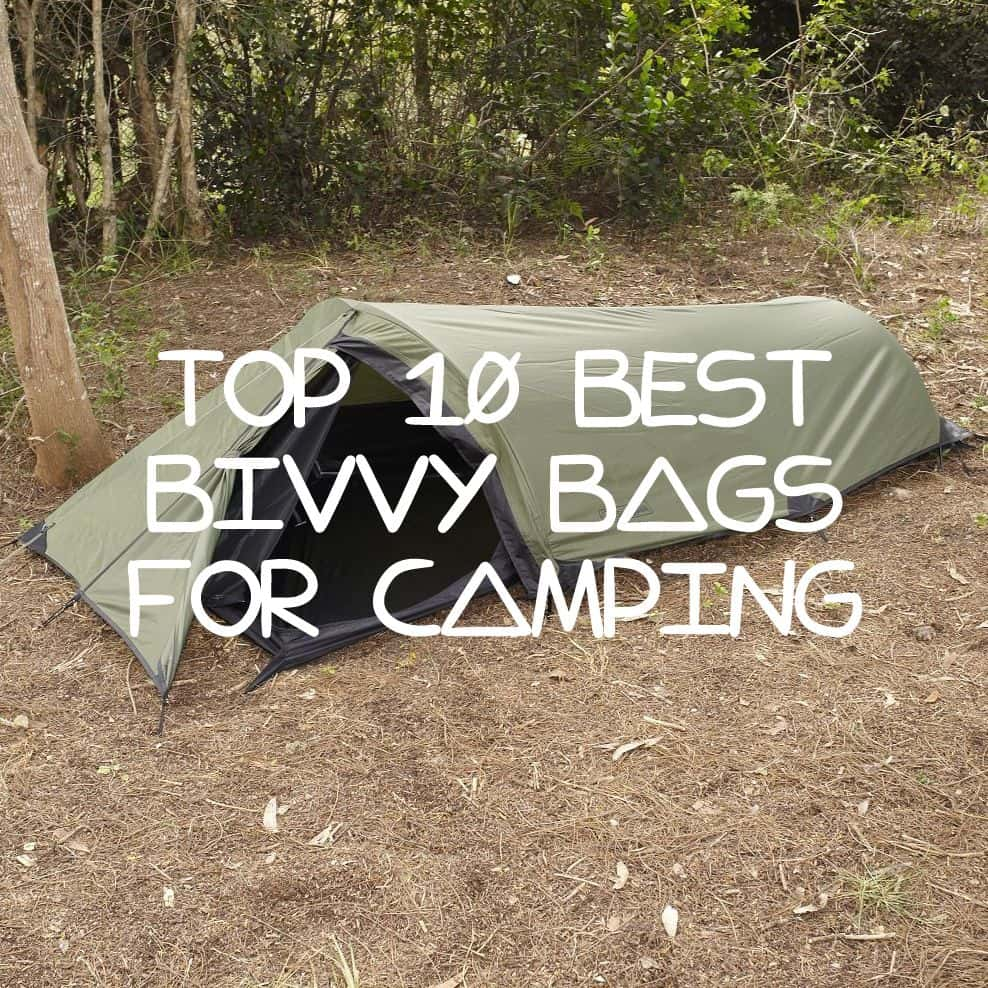 Best Bivvy Bags for Camping