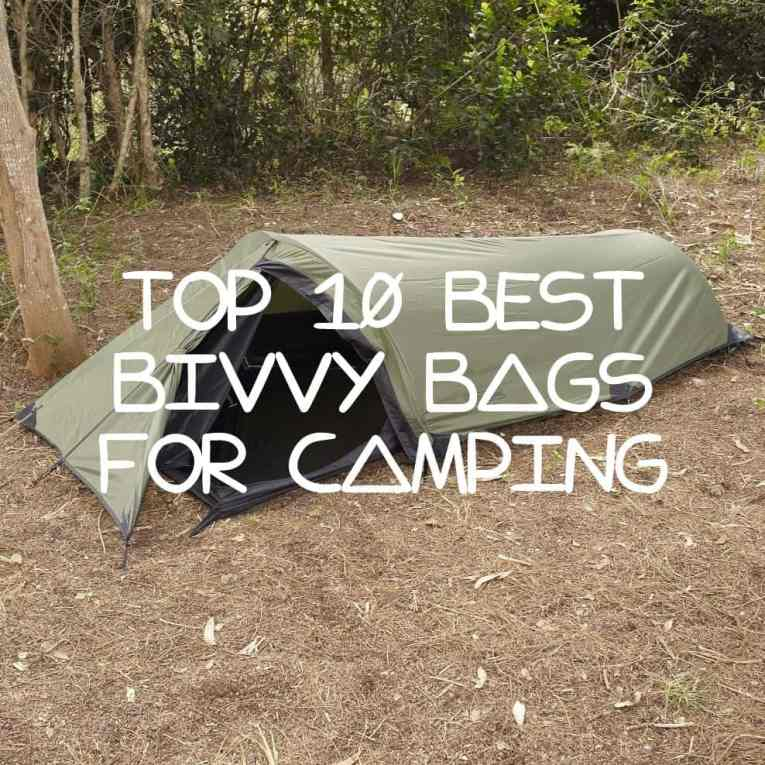 Best Bivvy Bags for Camping Wild