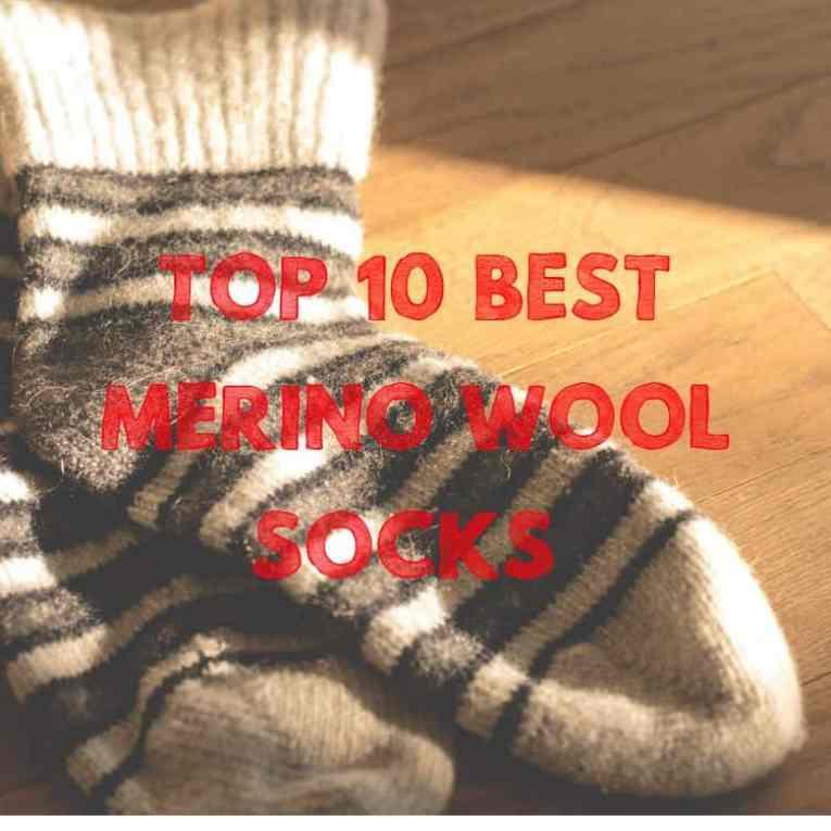 top 10 best merino wool socks for hiking