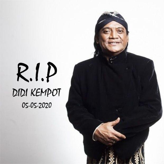 RIP Didi Kempot