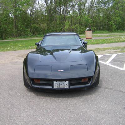 Brent's 1982 Chevrolet Corvette