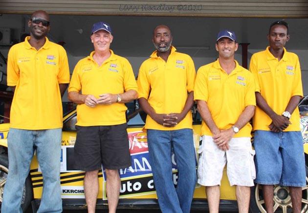 rally service crew