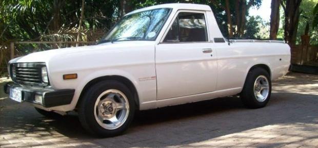 Gil Dias' 1998 Datsun 1400