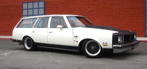 Ben Meissner's 1979 Oldsmobile Cutlass Wagon