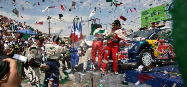 Eugenio Perea & WRC Mexico