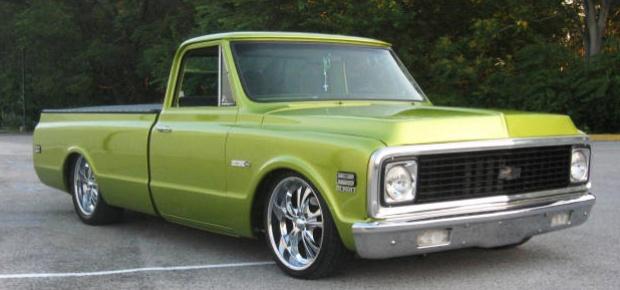 Tony's 1972 Chevy Cheyenne
