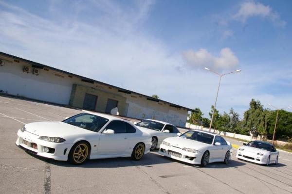 Keepin' it Sidewayz (in Curaçao): Island Drifters Pt. I