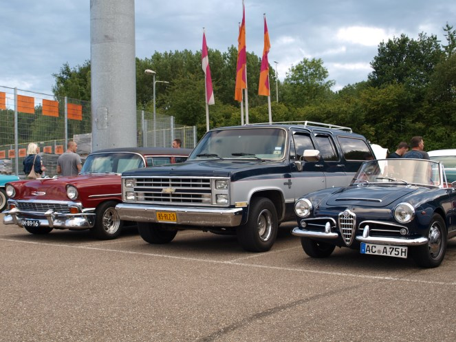 Cruise In, Kerkrade/Netherlands