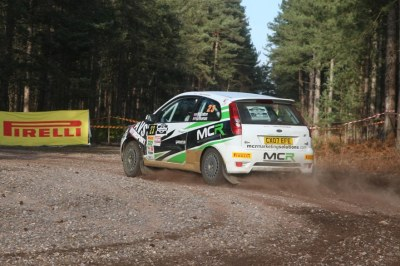 Matt Cotton/Glyn Thomas Ford Fiesta ST