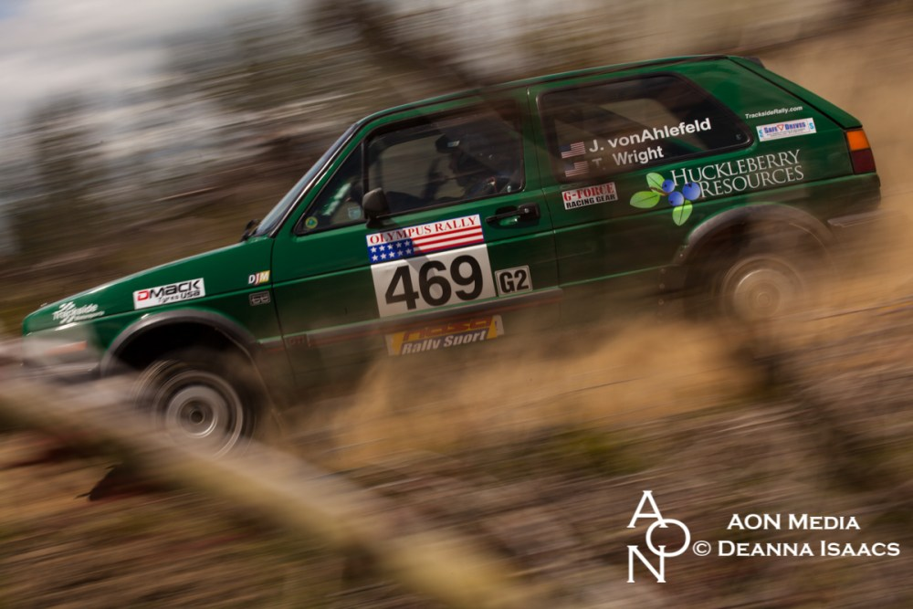 The Down & Dirty of Nameless Rally