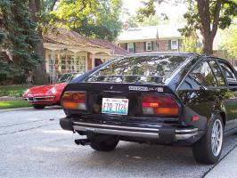 '81 GTV6 - rear