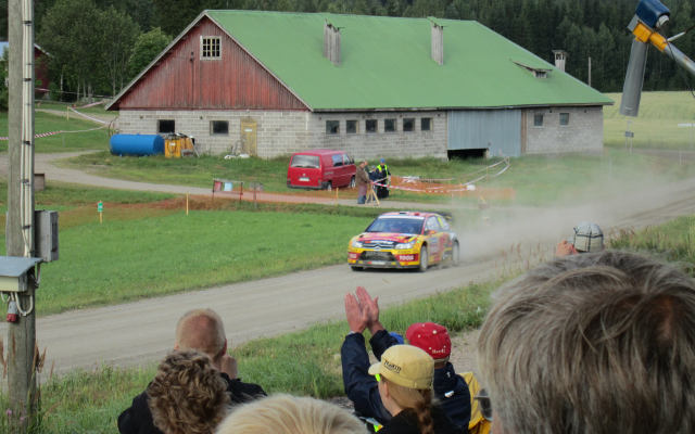 Why the WRC is Struggling