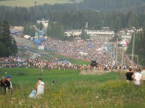 Rally culture, Finland 2010
