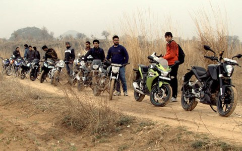 Some day, I hope to tour India with the Jeypore Riders.