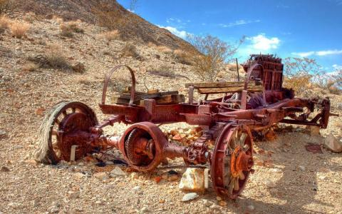 Death Valley Rally: Route of All Evil