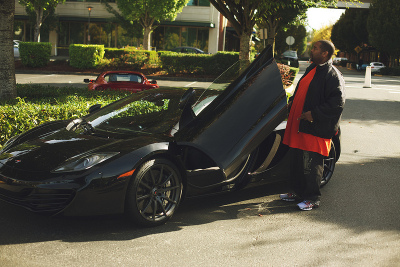 mix-a-lot mclaren mp4-12c