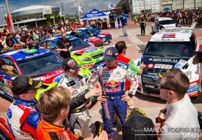 wrc mexico drivers meeting
