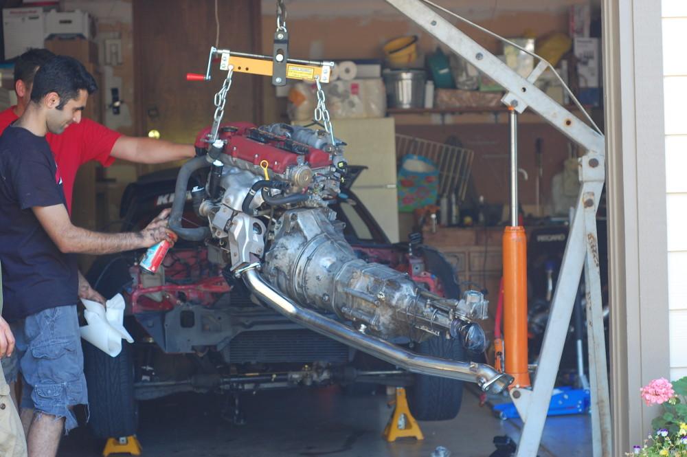 project lazarus turbo engine