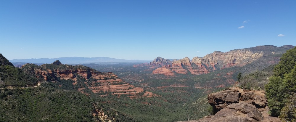 sedona from schnebly hill