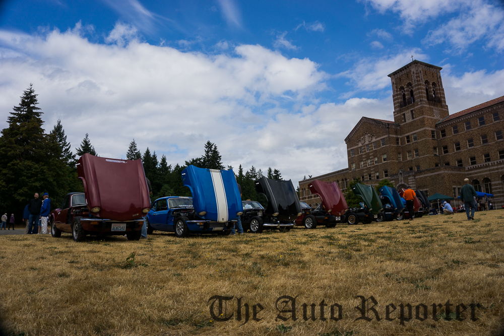 Kenmore celebrates British cars with the All British Field Meet at Saint Edward