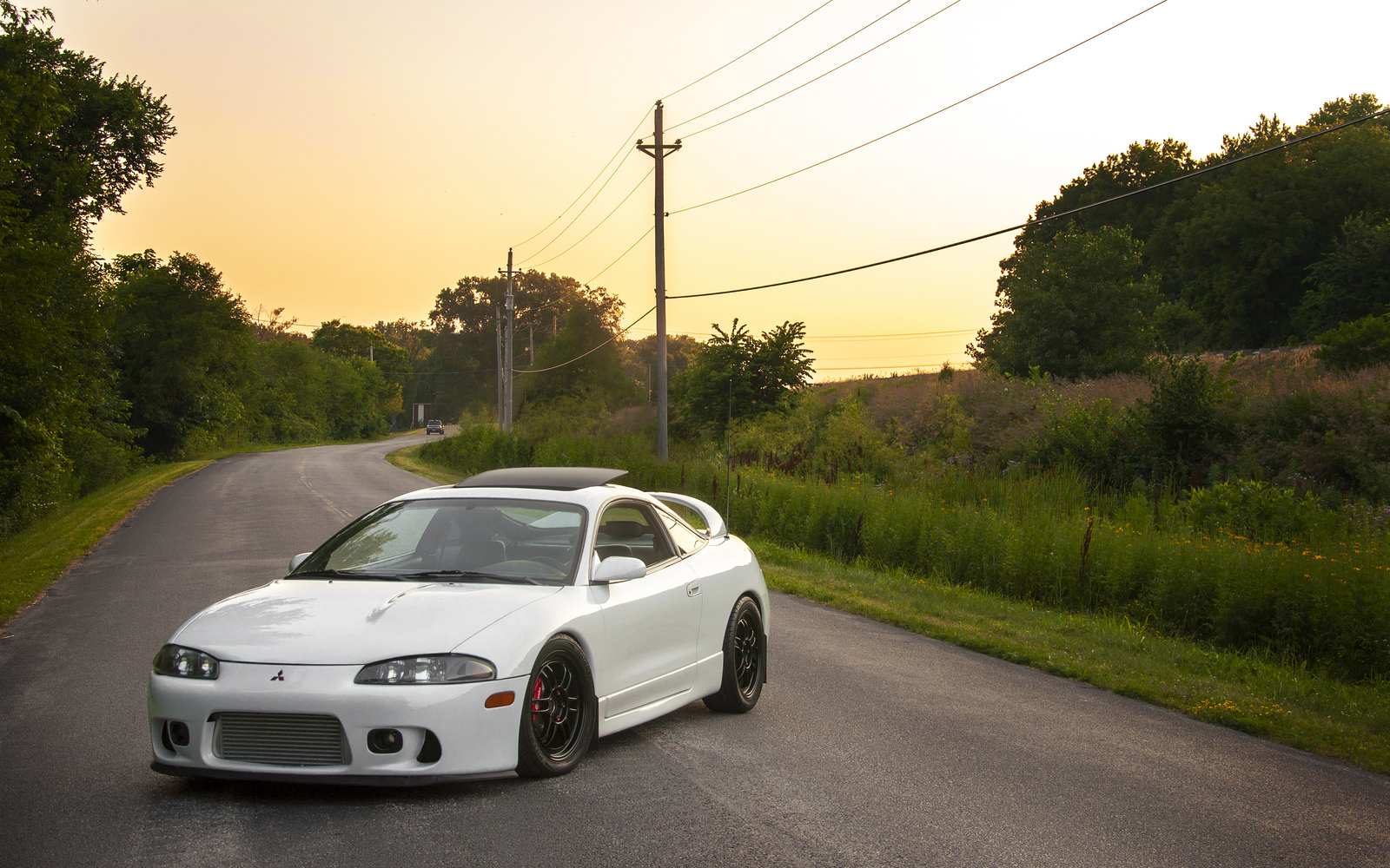 Dsm Gb White Front Unknown on 2g Eclipse Front