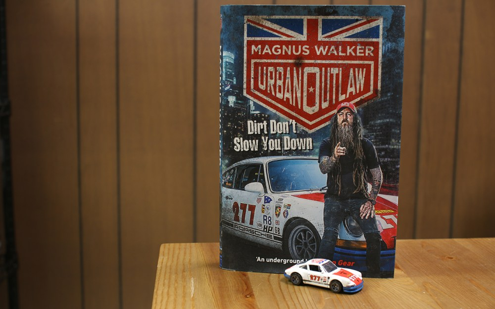 Gearhead reading: Urban Outlaw; Dirt don't slow you down