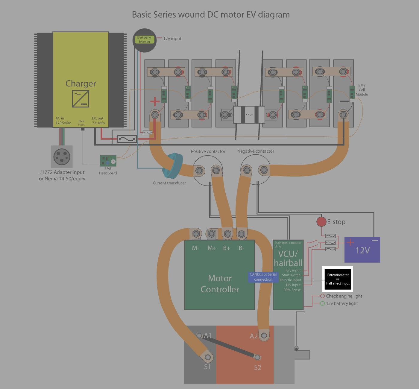 Diy Ev Conversion Part 3 Its Lightning Yall Ac Proximity Switch Wiring Daves Diagram Sensors