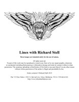 Lines With Richard Stell - Title Page