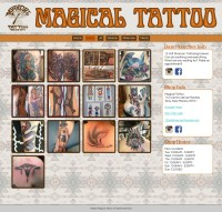 Tattooer page
