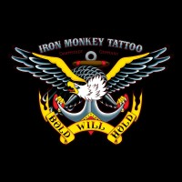 Eagle Anchor t-shirt graphic