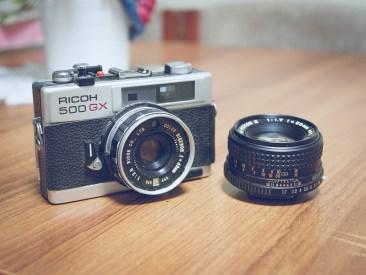 gear cull - digital cameras