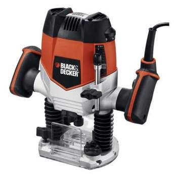 Black & Decker RP250 10-Amp 2-14-Inch Variable Speed Plunge Router