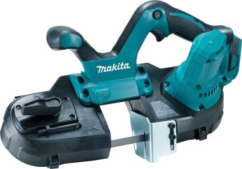 Makita XBP01Z 18V Lithium-Ion Cordless Compact Band Saw (Tool Only, No Battery)