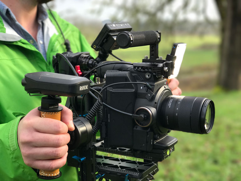 Canon C300 Letus Helix