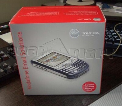 The Palm Treo 750v WM5 Pocket PC Phone Review  The Palm Treo 750v WM5 Pocket PC Phone Review