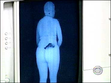 TSA Nudie Show at the Airport: Perfect Dieting Incentive