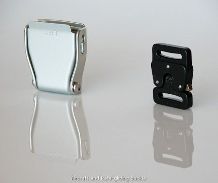 WaterField buckles compared