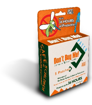 The Don't Bug Me All Natural Insect Repellent Patch Review  The Don't Bug Me All Natural Insect Repellent Patch Review