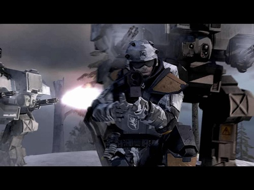 The Battlefield 2142 Review