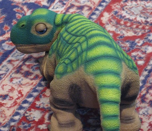 The Ugobe Pleo Robotic Dinosaur Review