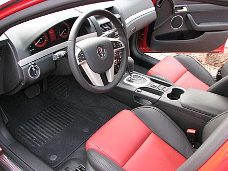 First Drive: Pontiac G8