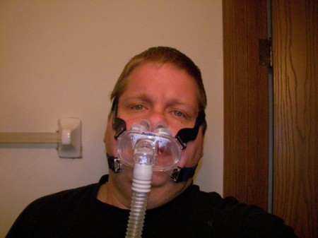 Me in my Mask